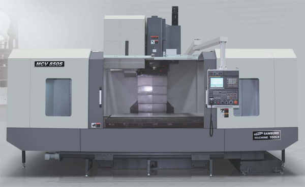 Samsung Machine Tools MCV-850S